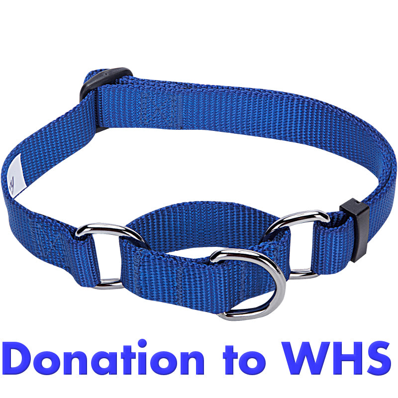 DONATE a Dog Collar or Leash to the Wisconsin Humane Society!