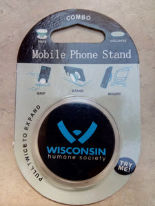 Wisconsin Humane Society Pop Phone Stand
