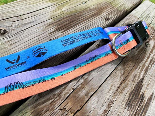 Wander & Co. Southwest Adventure Collar