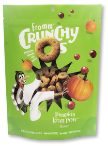 Fromm Crunchy O's Dog Treats