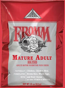 Fromm® Classic Mature Adult Dog Food - LOCAL PICKUP ONLY