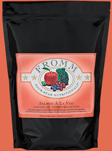 Fromm® Salmon a la Veg Four-Star Cat Food - LOCAL PICKUP ONLY