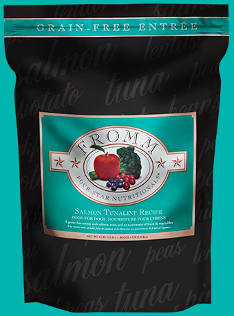 Fromm® Salmon Tunalini Four-Star Grain-Free Dog Food - LOCAL PICKUP ONLY
