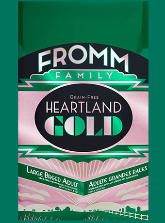 Fromm® Heartland Gold Grain-Free Large Breed Adult Dog Food - LOCAL PICKUP ONLY