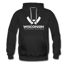 Load image into Gallery viewer, WHS Logo Premium Hoodie - black
