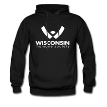 Load image into Gallery viewer, WHS Logo Classic Hoodie - black