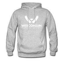 Load image into Gallery viewer, WHS Logo Classic Hoodie - heather gray