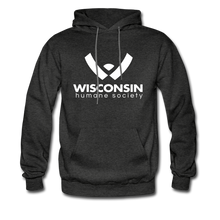 Load image into Gallery viewer, WHS Logo Classic Hoodie - charcoal gray