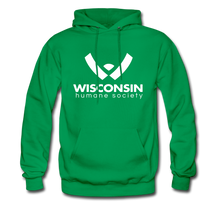 Load image into Gallery viewer, WHS Logo Classic Hoodie - kelly green