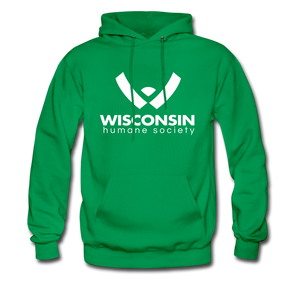 WHS Logo Classic Hoodie - kelly green