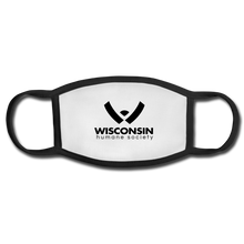 Load image into Gallery viewer, WHS Logo Face Mask - white/black