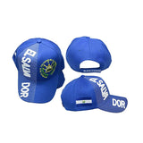 Blue hat cap men