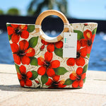 Floral Collection Small Bag