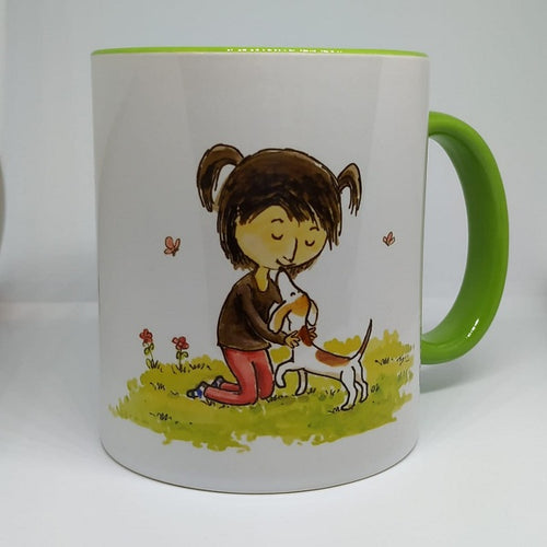 Puchki Theme Coffee Mug