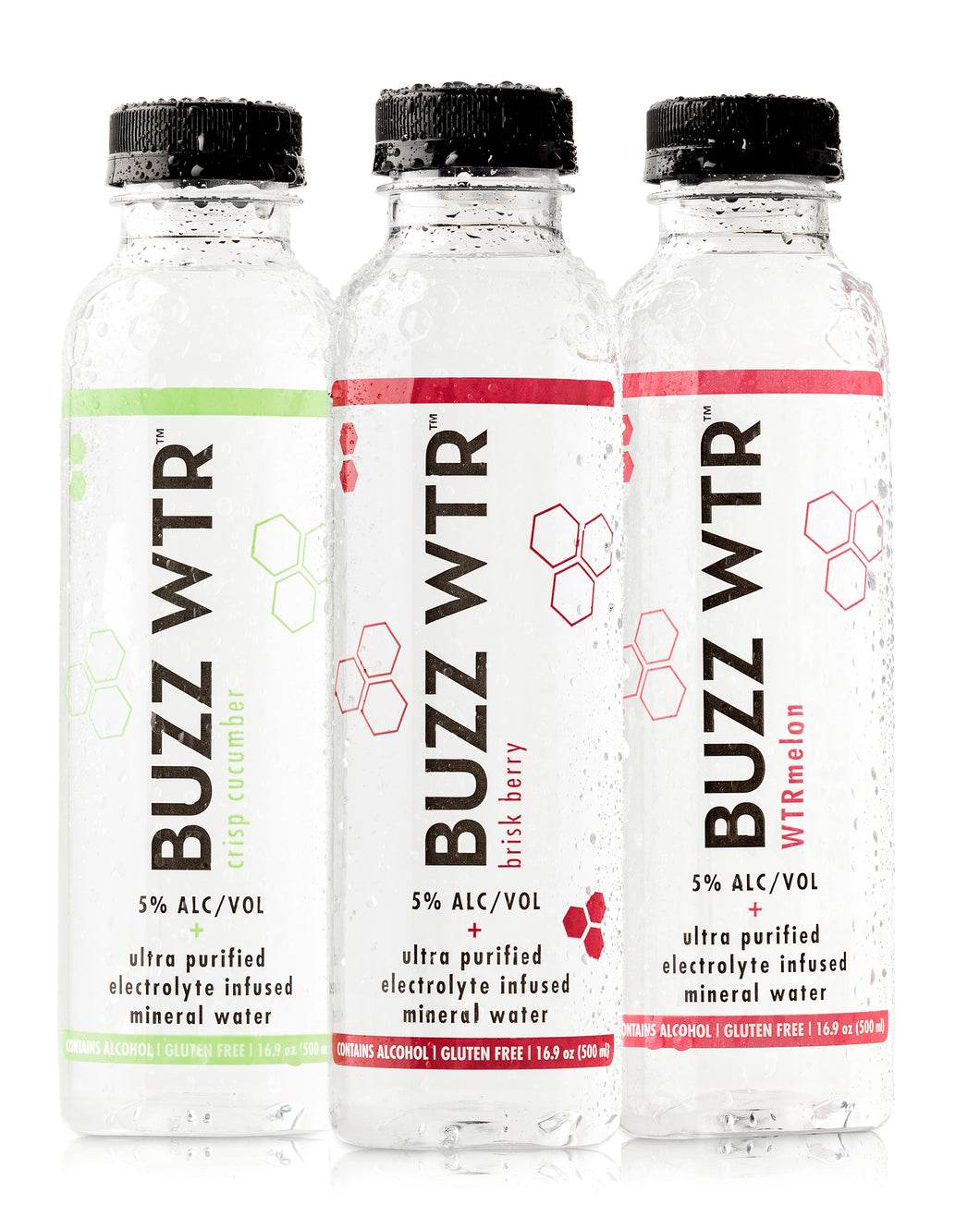 Buzz WTR™ Multi-Flavor Pack