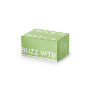 Buzz WTR Crisp Cucumber 500ml 24 pack