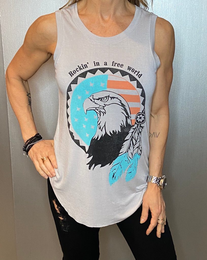 Rockin' in a free world tank