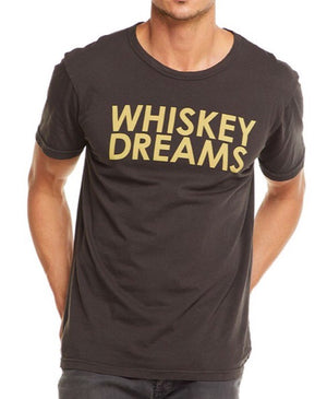MENS Whiskey Dreams graphic tee