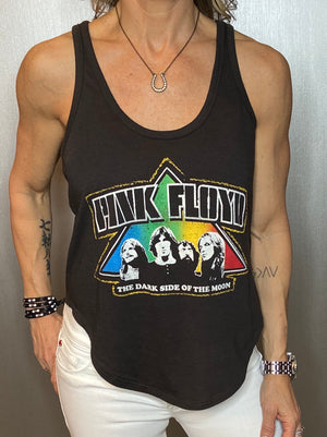 Pink Floyd graphic tank