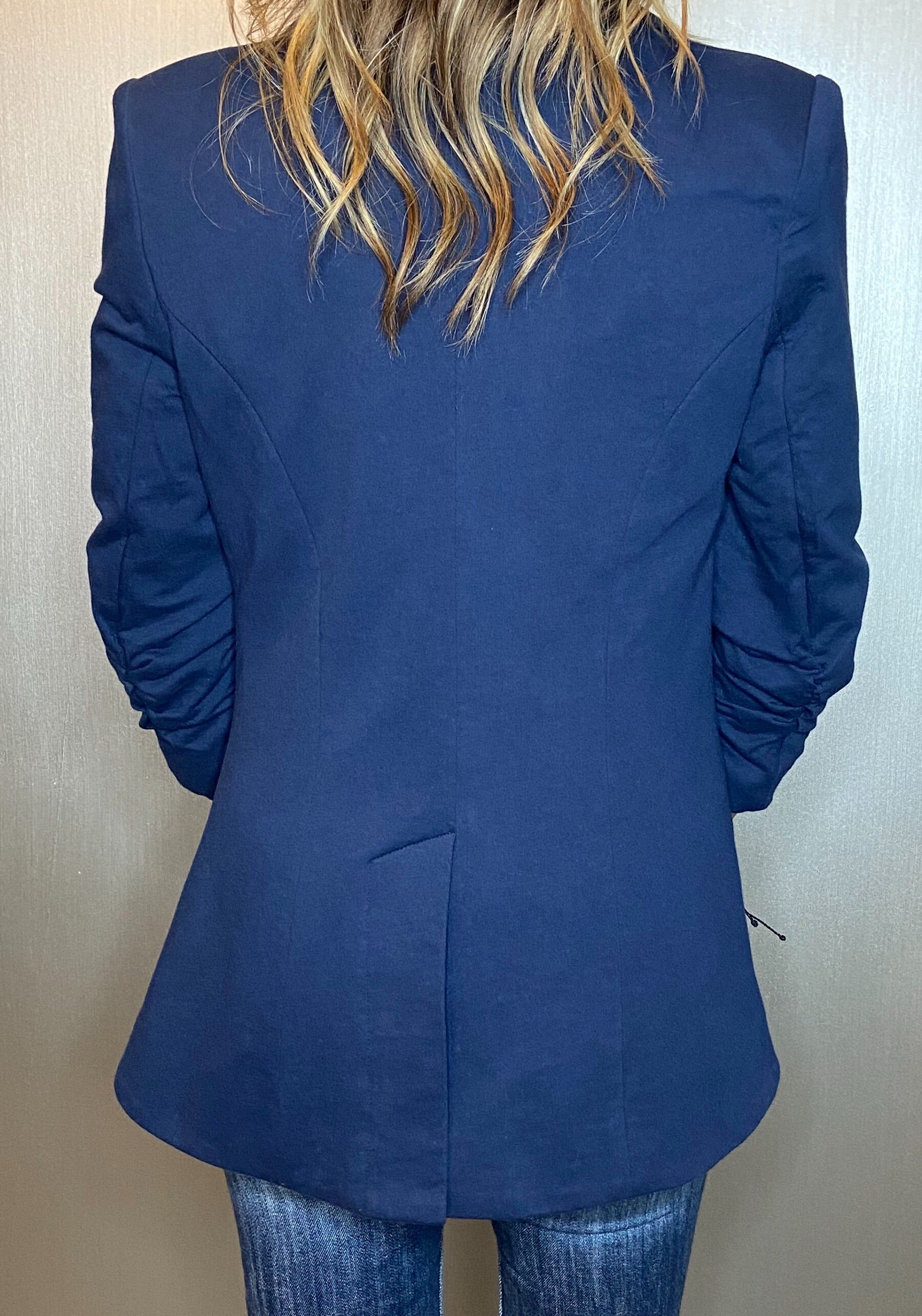 Cotton Blazer (multiple color options)