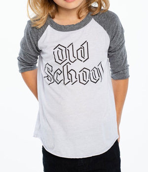 KIDS Old School graphic tee