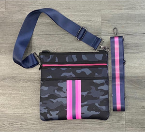 Neoprene Camo crossbody