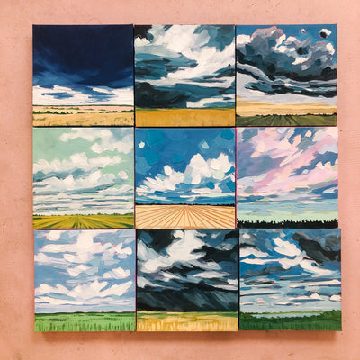 Range Road Painting Collection - Launching Nov. 9
