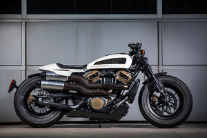 Harley Future Custom Motorcycle Concept- 2021