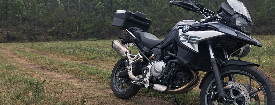 2018 BMW F 750 GS review first impressions