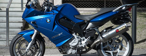 2011 BMW f800 st motorcycle review