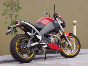 Buell XB12S Motorcycle Review