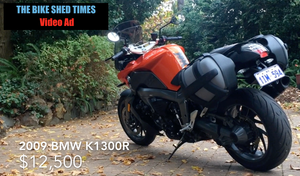 2009 BMW K1300R FOR SALE – $12,500