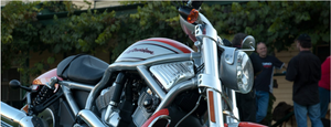 Harley Davidson Street Rod launch - Motorcycle review