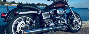 Harley Low Rider Review 2017 FXDL