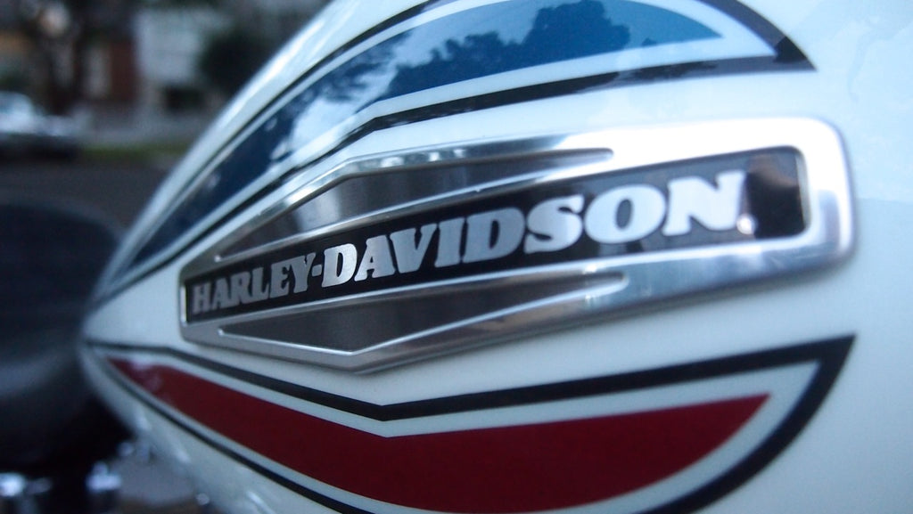 Harley Dyna Super Glide 35th anniversary review