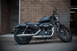 Iron 883 Sportster Harley Owner Review