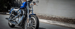 Is a Harley sportster a good first bike?
