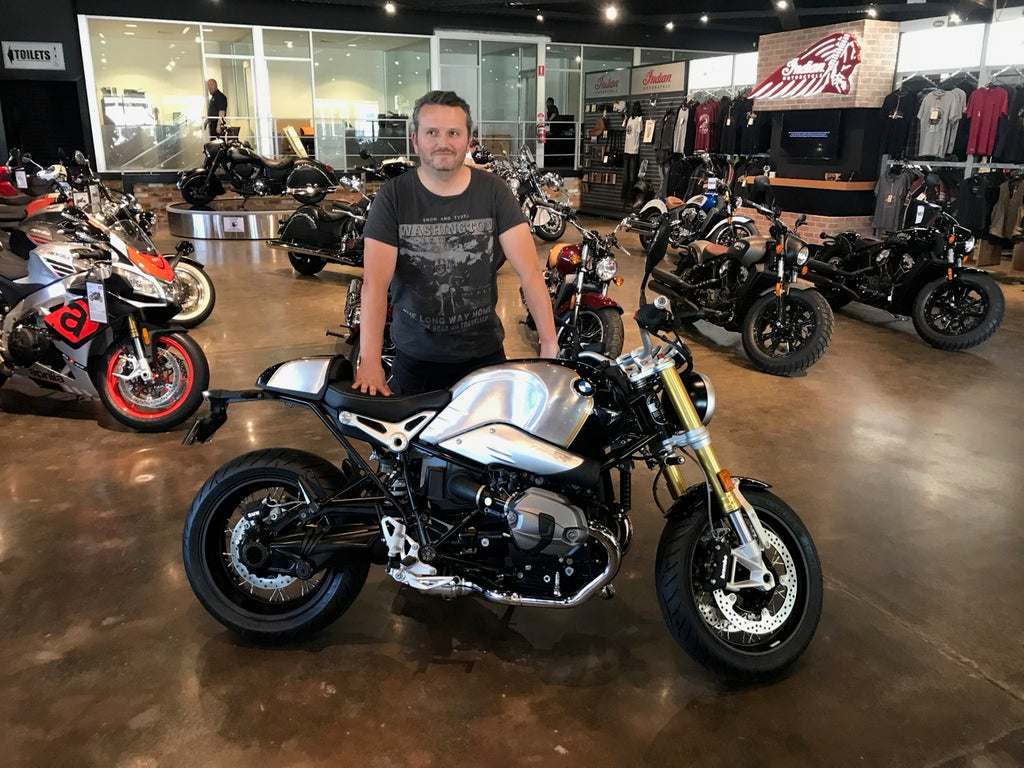 Buying a new BMW R Nine T