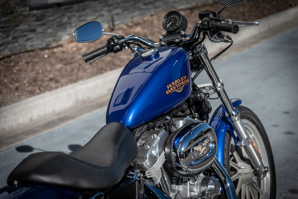 Is A Harley Sportster 883 A Good First Bike Roadcarver