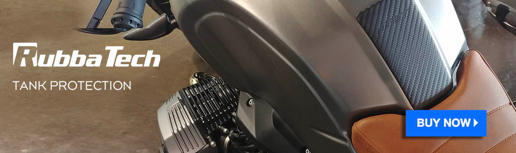 BMW R Nine T Tank Protection