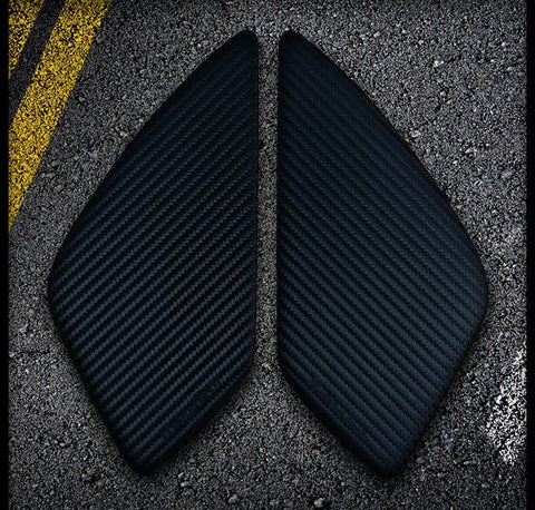 AK CARBON 1200GS LC 2017 | Rubbatech Tank Knee Pads