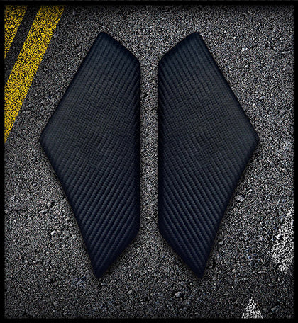 AK Carbon K25 - Rubbatech Tanks Pads
