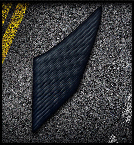 AK CARBON S1000XR | Rubbatech tanks pads for BMW XR