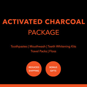 Activated Charcoal Package