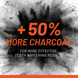 Charcoal Deep Stain Remover Whitening Toothpaste