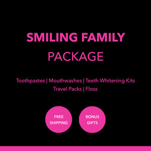 Smiling Family Package