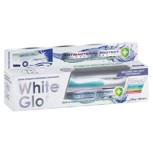 Antibacterial Protect Mouthwash Toothpaste 150g