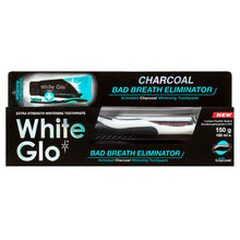 Load image into Gallery viewer, Charcoal Bad Breath Eliminator Whitening Toothpaste