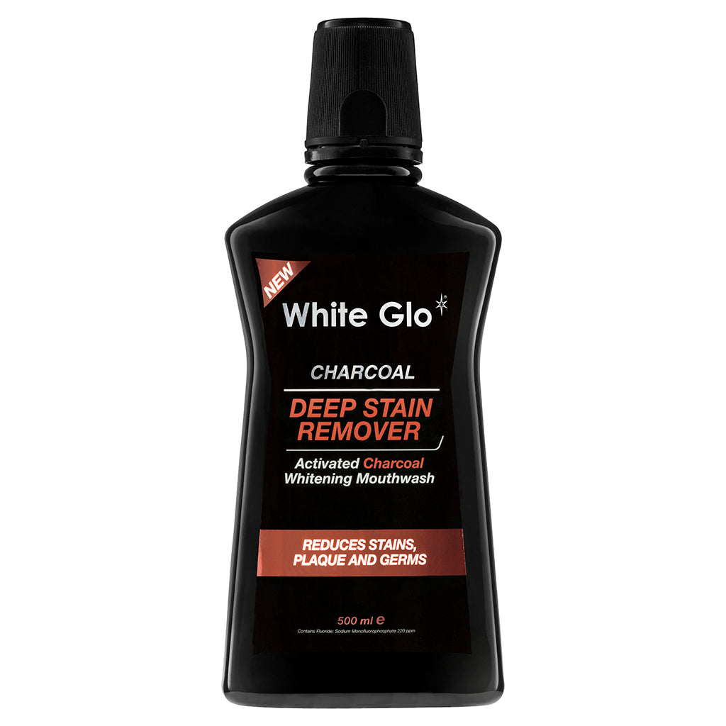 Charcoal Deep Stain Remover Mouthwash
