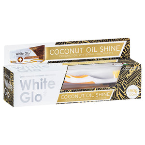 Coconut Oil Whitening Toothpaste
